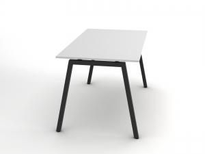 Современный офисный стол 140х75х70rd-1470