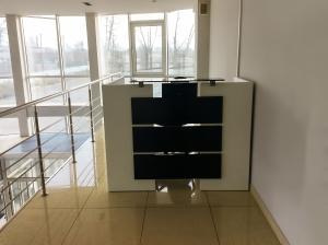 Kubo reception стойка офисная