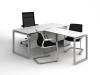стол офисный приставной 120х75х60 KQD-1260