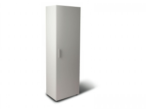 шкаф гардеробный офисный узкий 60х193х42 АРТ. US-1