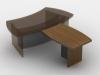 Стол брифинг 120х75х80 | Фото - 0