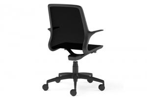 Кресло офисное ovidio black
