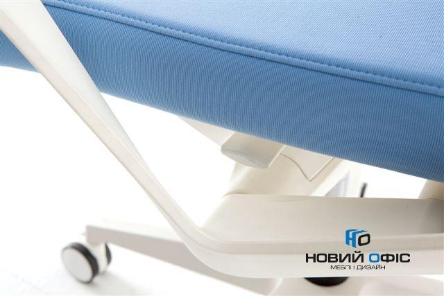 Кресло flo white с подголовником | Фото - 4