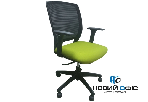 Кресло офисное на роликовых опорах акцент | Фото - 0