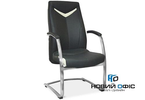 Кресло офисное антей хром конференц | Фото - 0