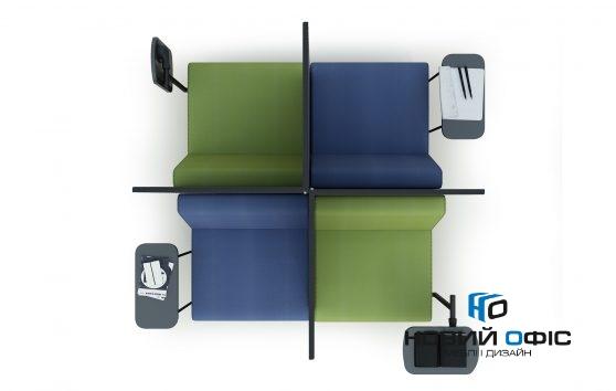 Офисный диван A2 | Фото - 10