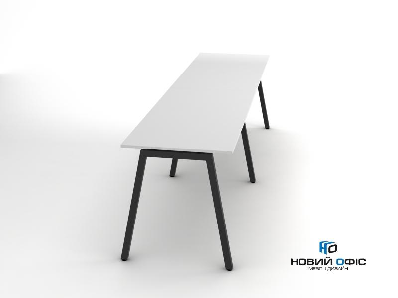 Современный офисный стол на два рабочих места 280х75х70 rd-2870 | Фото - 0