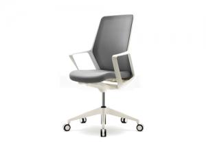 Кресло офисное flo white