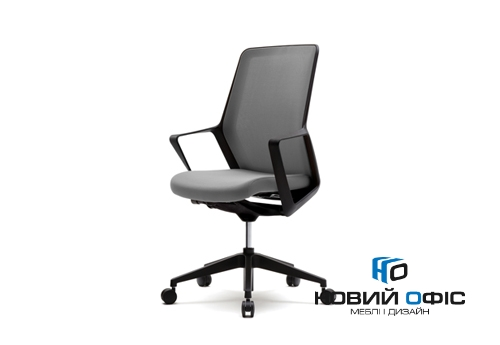 Кресло офисное flo black | Фото - 1