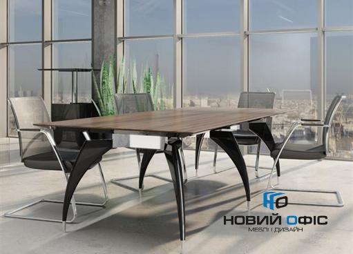 Стол для переговоров 276х75х120 арт.90dc01 | Фото - 0