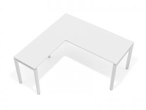 стол офисный угловой  140х75х140/70x50 kd-14147 L/R