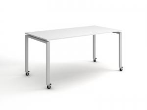 Офисный Стол на колесиках 140х75х70 kdr-140