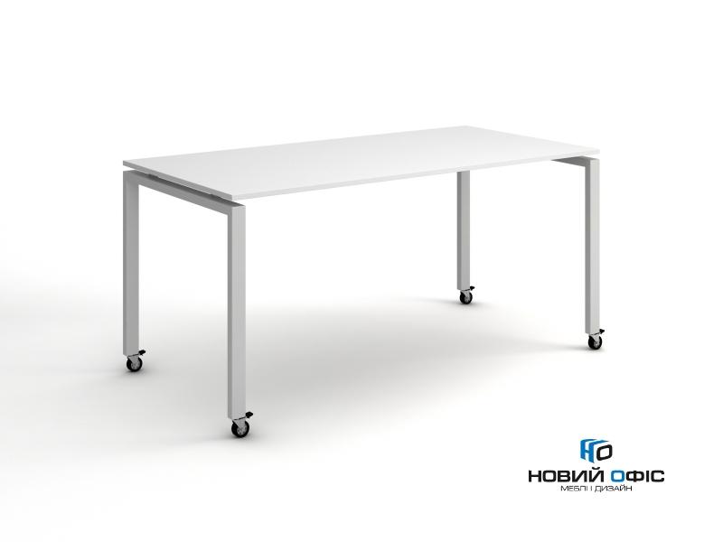 Офисный Стол на колесиках 140х75х70 kdr-140 | Фото - 0