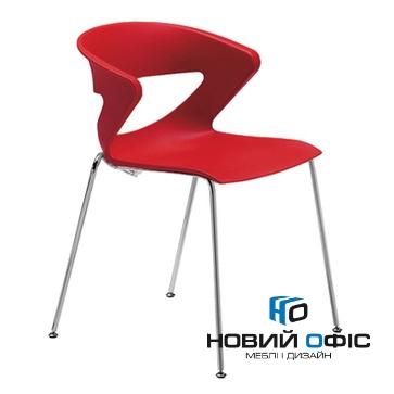 Кресло офисное kicca конф. На четырех ножках | Фото - 2