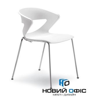 Кресло офисное kicca конф. На четырех ножках | Фото - 0