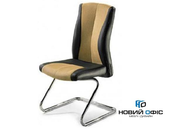 Кресло офисное блюз конференц хром | Фото - 0