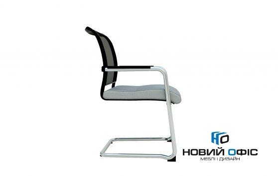 Кресло офисное Паритет конференц на полозьях | Фото - 2