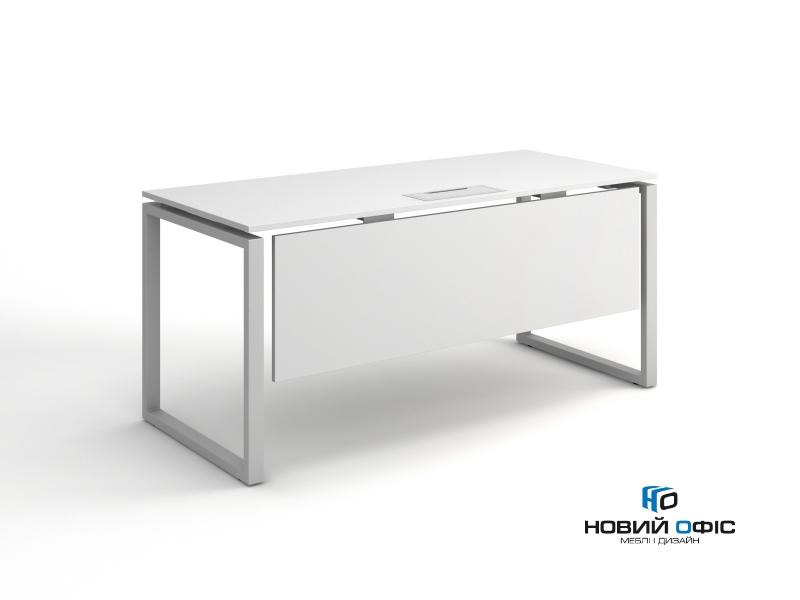Офисный компьютерный стол 120х75х80 kqd-1280  | Фото - 2