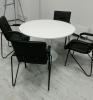 Стол для переговоров круглый 110х110 kdm-110 | Фото - 2