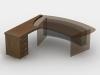 Приставка стола с тумбой 180х75х63 | Фото - 1