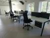 Современный офисный стол на 4 человека 280х75х140 rd-2814 | Фото - 2