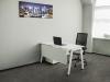 Стильный офисный стол в белом цвете 140х75х70rd-1470 | Фото - 7