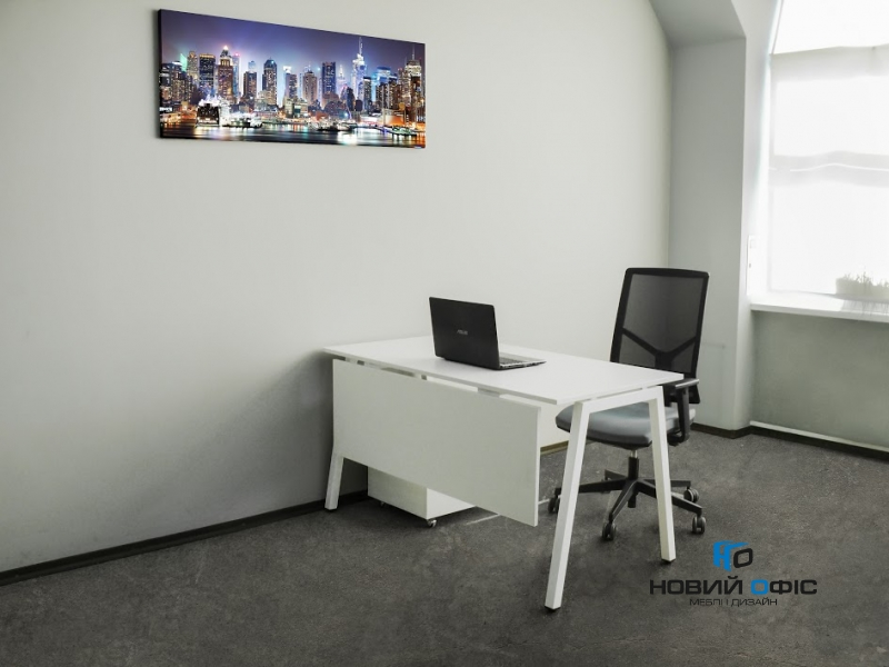 Современный офисный стол 140х75х70 rd-1470 | Фото - 8