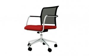 Кресло офисное Паритет на роликовых опорах