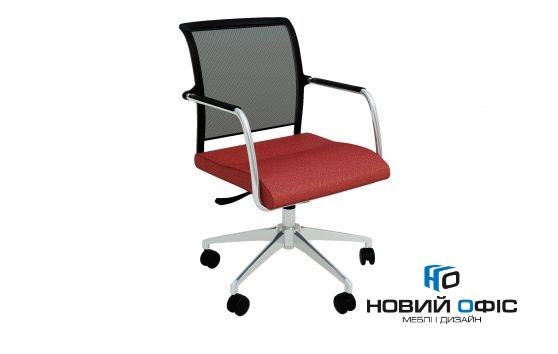 Кресло офисное Паритет на роликовых опорах | Фото - 2