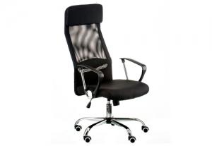 Кресло Silba black