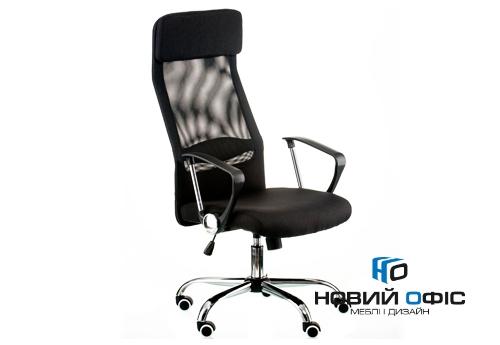 Кресло Silba black | Фото - 0