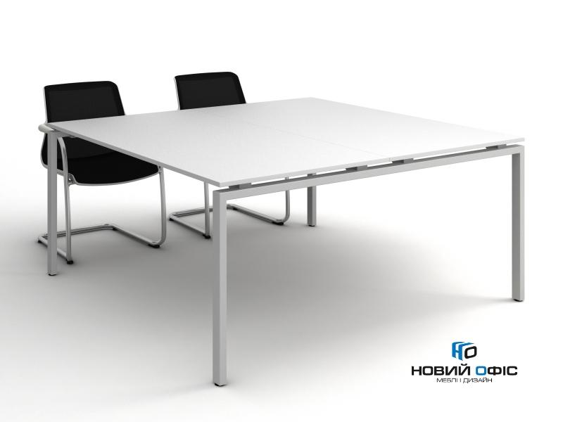 Стол квадратный для совещаний 160х75х160 kdm-1616 | Фото - 0