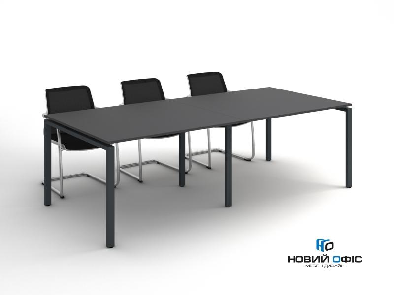 Стол для переговоров прямой 260х75х120 kdm-2612 | Фото - 1