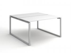 Стол офисный для двух рабочих мест140х75х140 kqd-1414