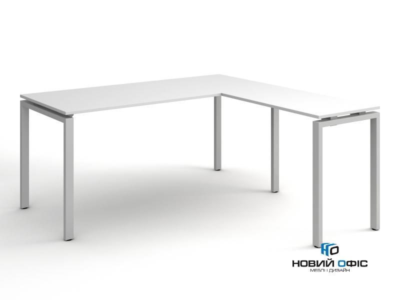 стол офисный угловой  140х75х140/70x50 kd-14147 L/R | Фото - 2