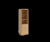 Шкаф для документов на 5 полок узкий(2 полки закрыты фасадом) 60х195х40 арт. Ur-152 | Фото - 1