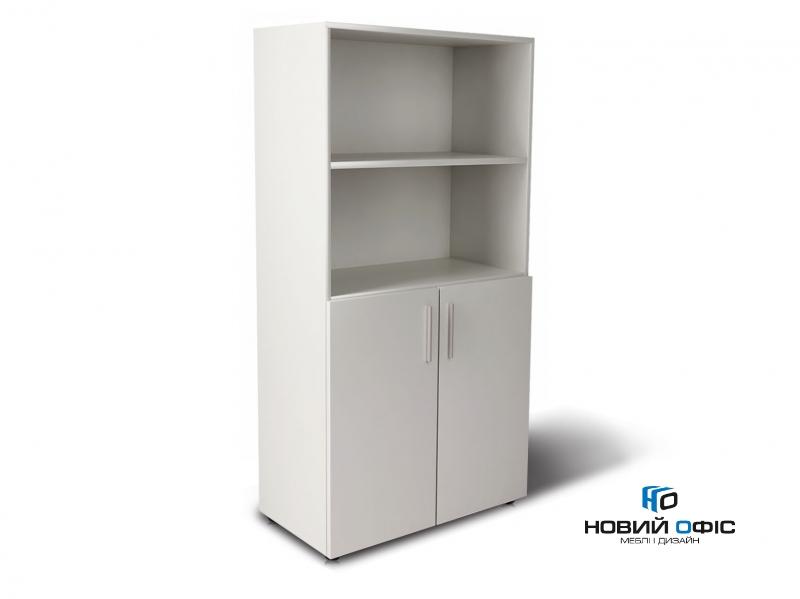 Шкаф для документов офисный на 4 полки 80х155х42 арт. Ur-242 | Фото - 0