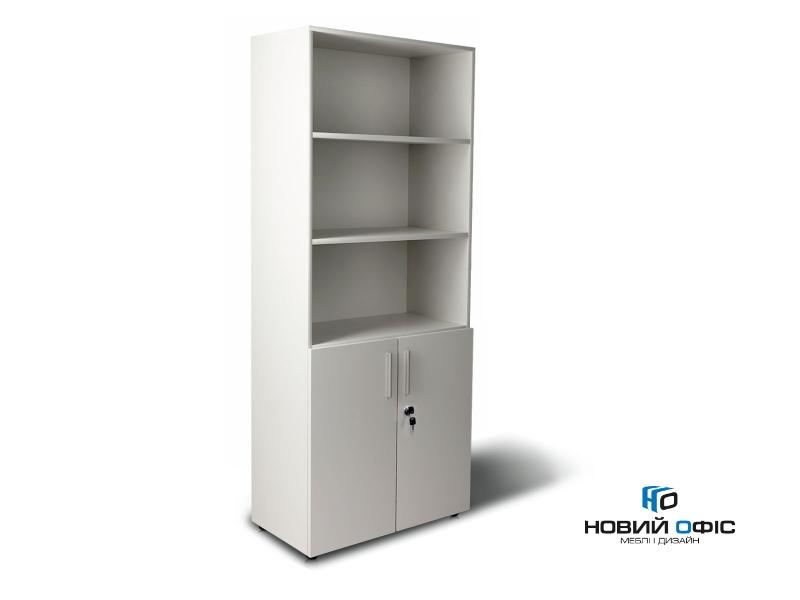 Шкаф для документов офисный на 5 полок 80х193х42 арт. Ur-252 | Фото - 0