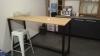 высокий стол для переговоров 160х120х60 kdm-1660 | Фото - 2